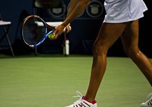 テニスのイラスト